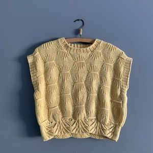 Vintage Jessica Knit Top